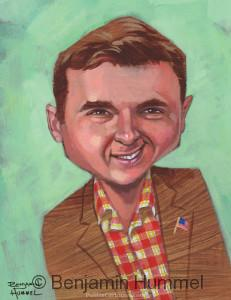 Commentator Guy Benson