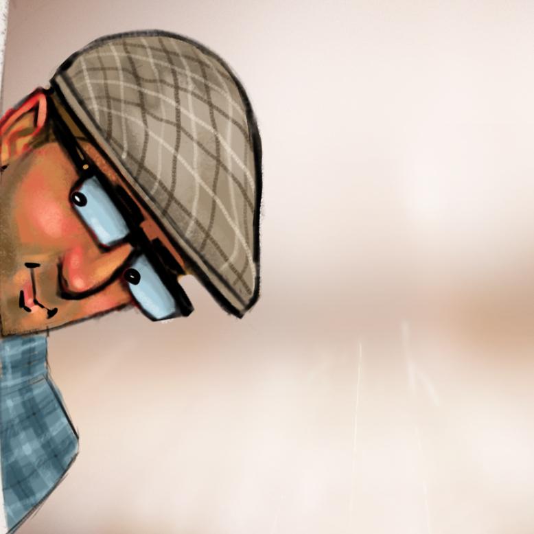peek-a-boo avatar