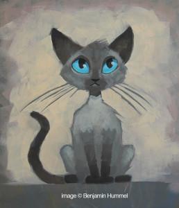 Studio Cat - Character Study