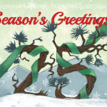 Client Christmas Card - University Hospital Colorado