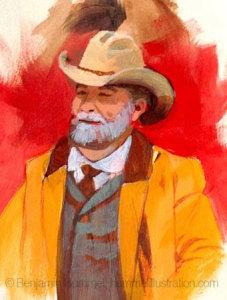 Cowboy Character Study