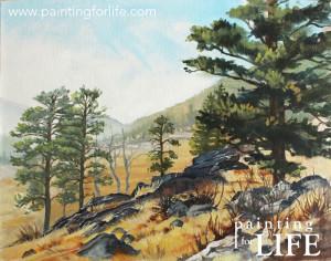 colorado hill country landscape-lo rez